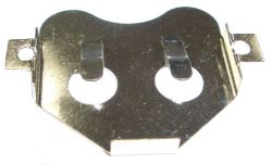 CR2430 Retainer - Surface Mount