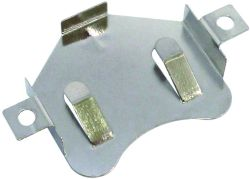 CR2450 Retainer - Surface Mount