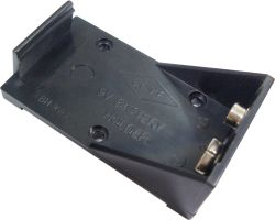 1 Cell 9V Battery Holder - PCB Mount