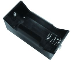 1 Cell C Battery Holder With Solder Lug Terminals