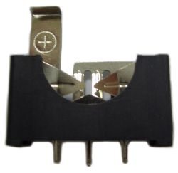 CR2032 Coin Cell Battery Holder - PCB Mount