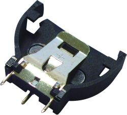CR2032 Coin Cell Battery Holder – PCB Mount 1