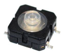 DTR-8, SPST, PCB or SMT, Dustproof Tact Switches (8 x 8mm) 1