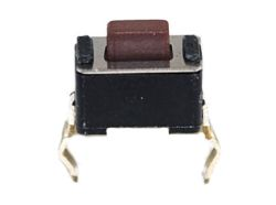 ELTS-3 Series, SPST, PCB or SMT, Tact Switches