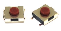 ELTS(G) Series, SPST, Surface Mount (SMT), Tact Switches