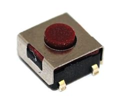 ELTSJW Series, SPST, Surface Mount (SMT), Washable Tact Switches 1