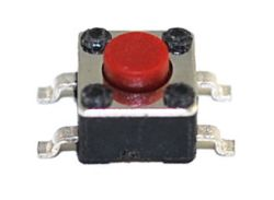 ELTSM-4 Series, SPST, Surface Mount (SMT), Tact Switches