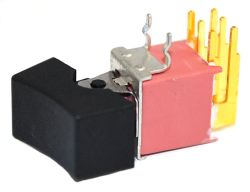 ER-7 Series, DPDT, Sealed, IP67, Sub-Miniature Rocker Switches