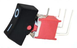 ER-8 Series, SPDT, Sealed, IP67, Sub-Miniature Rocker Switches 1
