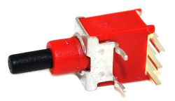ES-22A Series, SPDT, Sealed, IP67, Sub-Miniature Pushbutton Switches