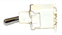 ES-3 Series, SPDT, Sealed, IP67, Surface Mount (SMT), Sub-Miniature Toggle Switches