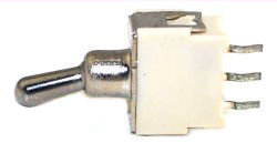 ET-4-C Series, SPDT, Sealed, IP67, Washable, Sub-Miniature Toggle Switches