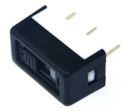 F251A Series, SPDT, Miniature Slide Switches