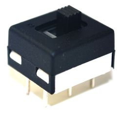 H502A Series, DPDT, Miniature Slide Switches