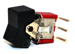 R8015P Series, SPDT, Miniature Rocker and Paddle Switches