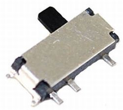 SHM-1290AP Series, SPDT, Ultra-Miniature Slide Switches