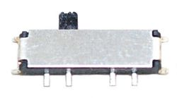 SHM-1300 Series, SP3T, Ultra-Miniature Slide Switches