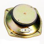 119.7 mm x 119.7 mm, Round Frame, 10.0 W, 8 Ohm, Ferrite Magnet, Paper Cone Speaker