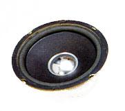 205.5 mm, Round Frame, 20.0 W, 8 Ohm, Ferrite Magnet, Paper Cone Speaker
