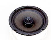 205.5 mm, Round Frame, 15.0 W, 8 Ohm, Ferrite Magnet, Paper Cone Speaker