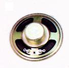 66 mm, Round Frame, 0.3 W, 8 Ohm, Alnico Magnet, Paper Cone Speaker