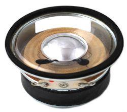 50 mm, Round Frame, 4.0 W, 8 Ohm, Ferrite Magnet, Mylar Cone Speaker