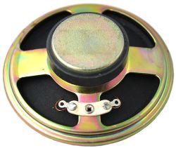70 mm, Round Frame, 0.5 W, 8 Ohm, Ferrite Magnet, Paper Cone Speaker