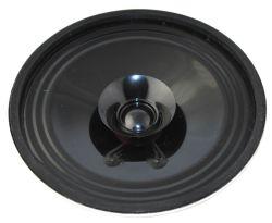 92 mm, Round Frame, 8.0 W, 8 Ohm, Ferrite Magnet, Mylar Cone Speaker