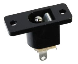 3.0 mm Center Pin, 2.0 A, Vertical, Panel Mount, DC Power Jack