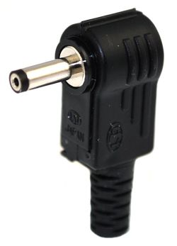 1.1 x 3.0 mm, 0.5 A, Right Angle, DC Power Plug