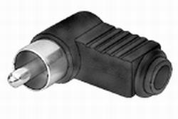 Right Angle RCA Plug 1
