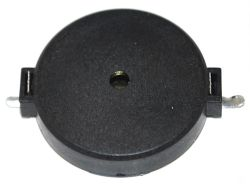 22 mm Piezo Audio Transducer, 3~30 Vp-p, 80 dBA, 2.5 kHz, Surface Mount (SMT)
