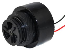 43 mm Piezo Audio Indicator, 6~28 VDC, 92 dB, 2.9 kHz, Continuous, Lead Wires